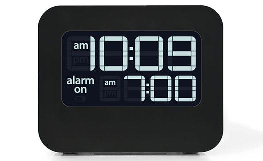 Hilton Hilton LCD Alarm Clock