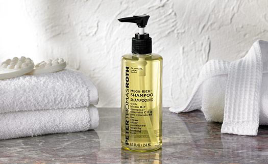 Peter Thomas Roth Mega Rich Shampoo Hilton To Home Hotel