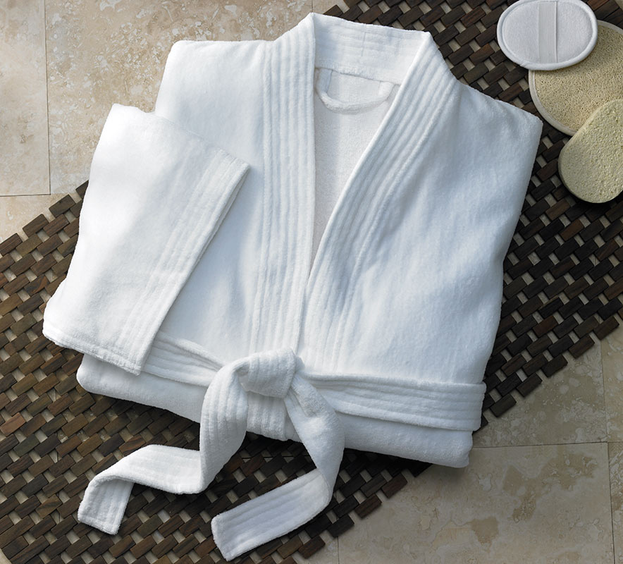 51046243b9 Terry Shawl Collar Robe